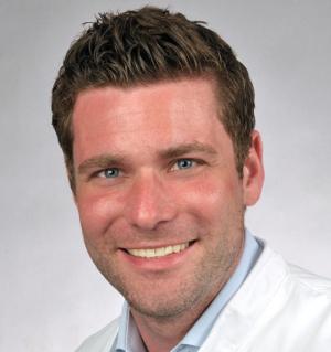 Portrait; Dr. Peter Moritz Becher;UHZ