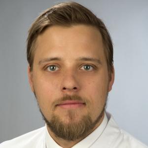 Portrait; Med 2; Dr Christoph Oing