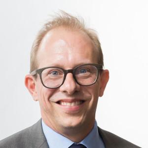 Tobias Bergmann, Präses der Handelskammer Hamburg 06.04.2017.  Foto: Ulrich Perrey